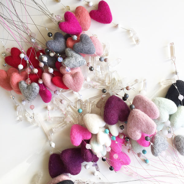Felted Diffusers