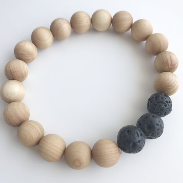 Man of the Woods Diffuser Bracelet