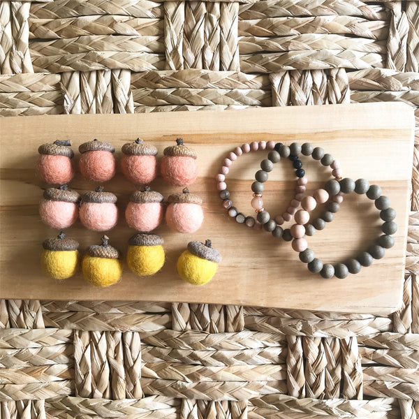 Endless Summer Acorn Diffuser sets