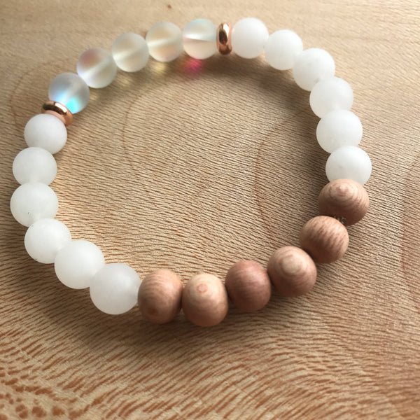 Truth and Grace Diffuser Bracelet