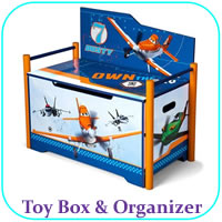 Toy Box & Organizer