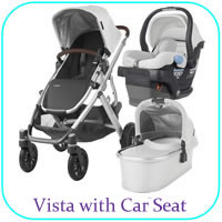 Vista with Car Seat
