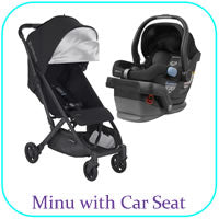 Minu with Car Seat
