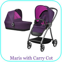 Maris with Carry Cot