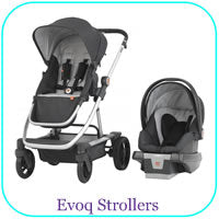 Evoq Strollers