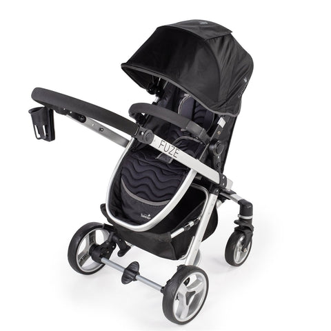 Summer Infant Fuze Blaze Stroller with Universal Adapter
