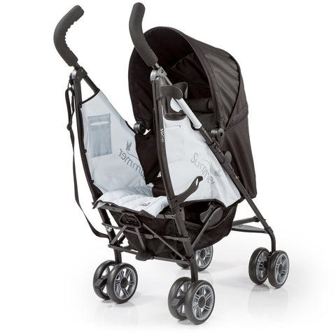 Summer Infant 3D Flip Stroller Black / Gray