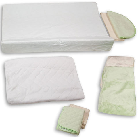 Summer Infant Change and Sleep 8 Piece Complete Nursery Accessory Set