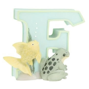 Child to Cherish Letter F