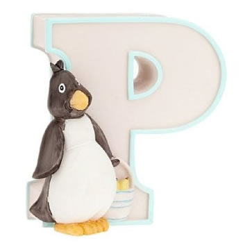 Child to Cherish Letter P