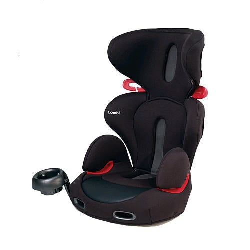 Combi Kobuk Booster Car Seat - Black Opal