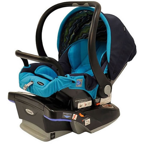 Combi Car Seat Shuttle - 2011 - Lagoon