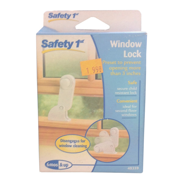 Safety 1st Window Lock