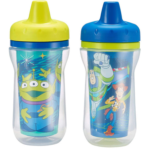 Disney Toy Story Insulated Sippy Cups 2 Pack