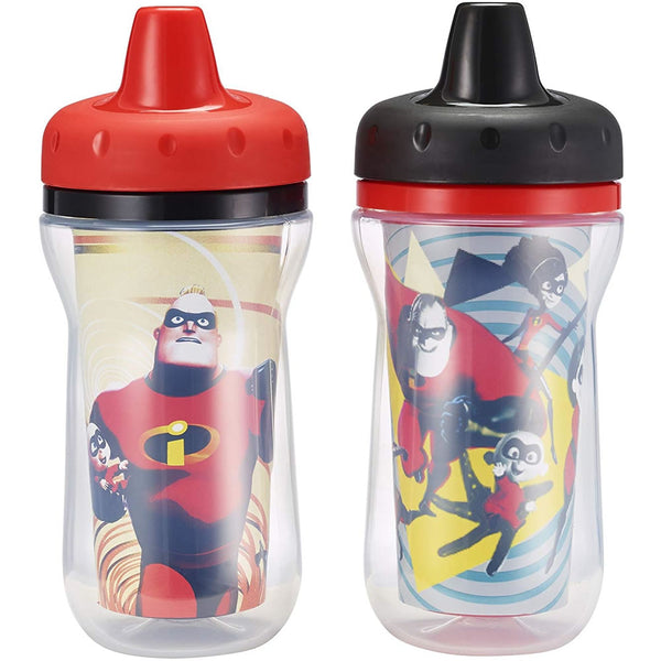 Disney Incredibles 2 Insulated Sippy Cups 2 Pack