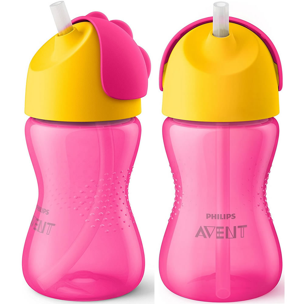 Philips Avent My Bendy Straw Cup 10oz 2pk