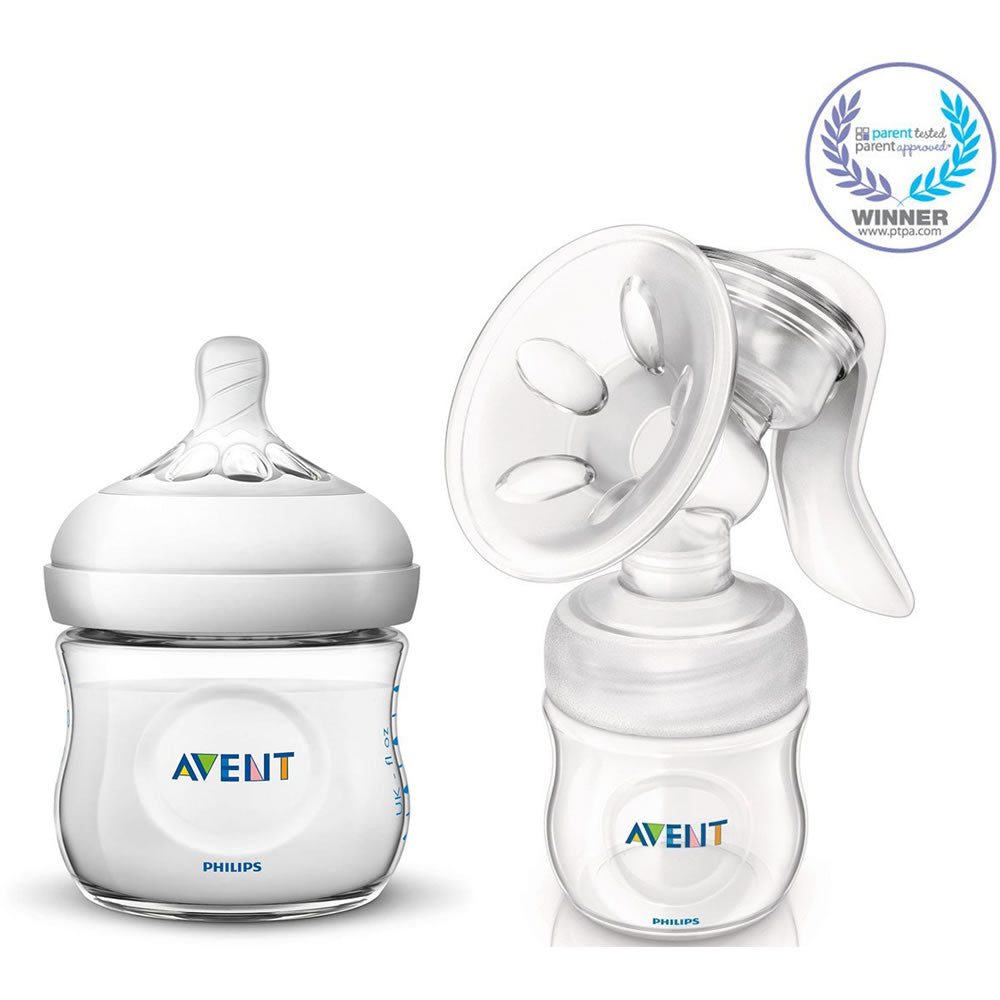 Philips Avent Bpa Free Manual Breast Pump Clear Ny Baby Store