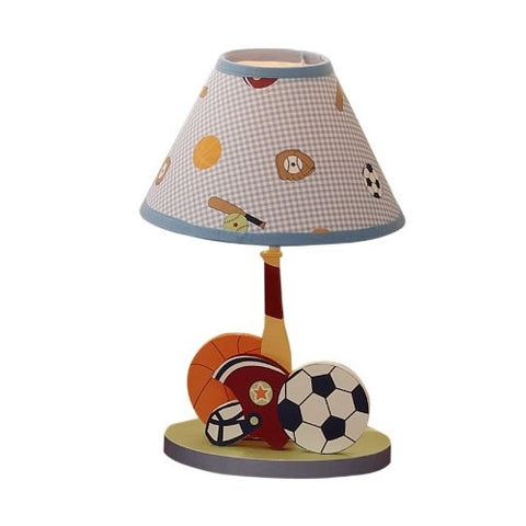 Bedtime Originals Super Sports Lamp with Shade