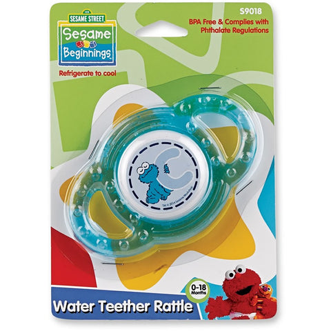 Sesame Street Water Teether - Blue