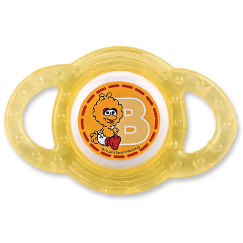 Sesame Street Water Teether - Yellow