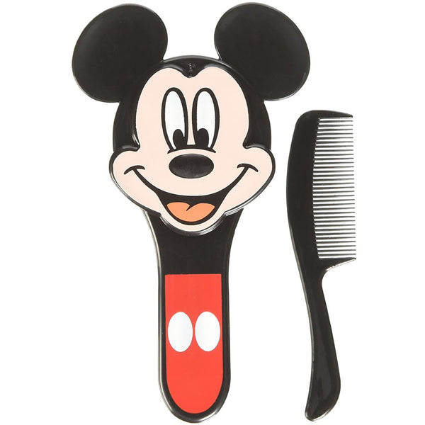Disney Brush & Comb Set - Mickey Mouse