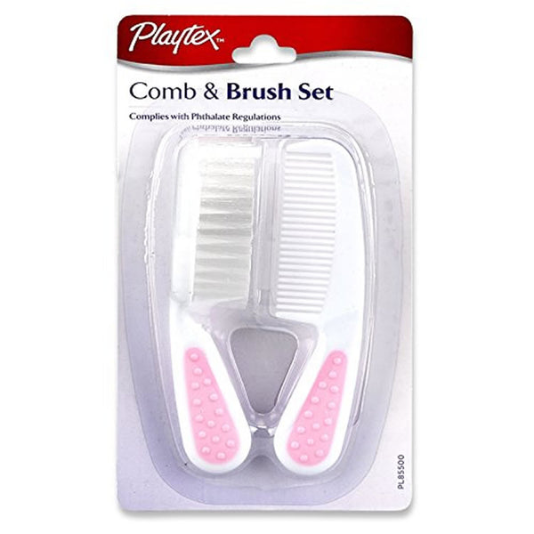 Regent Baby Playtex Comb and Brush - Girl