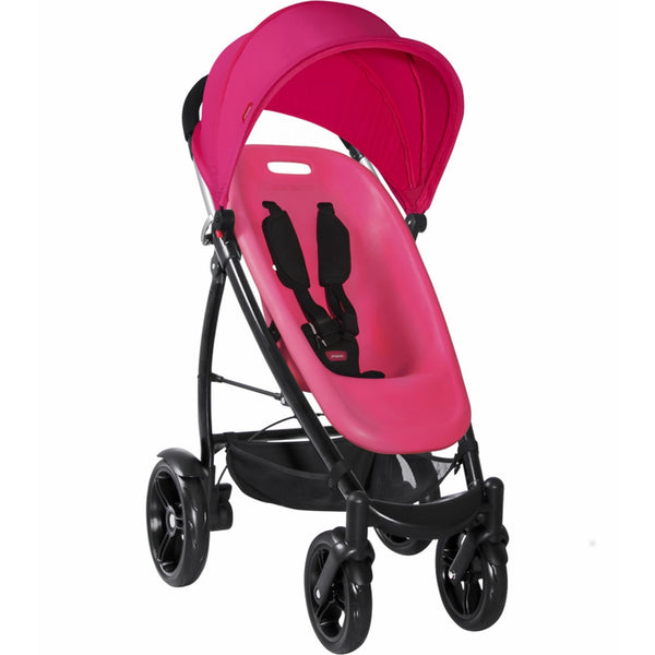 phil&teds Smart Stroller, Hot Pink