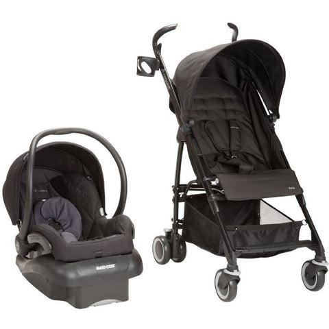 Kaia and Mico NXT Travel System, Total Black