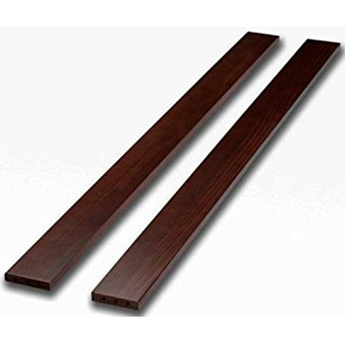 Sorelle Furniture Adult Side Rails (Twin Beds Size) for Newport, Merlot