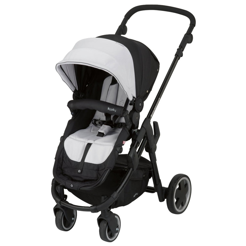 Kiddy Click'n Move 3 Stroller - Stone