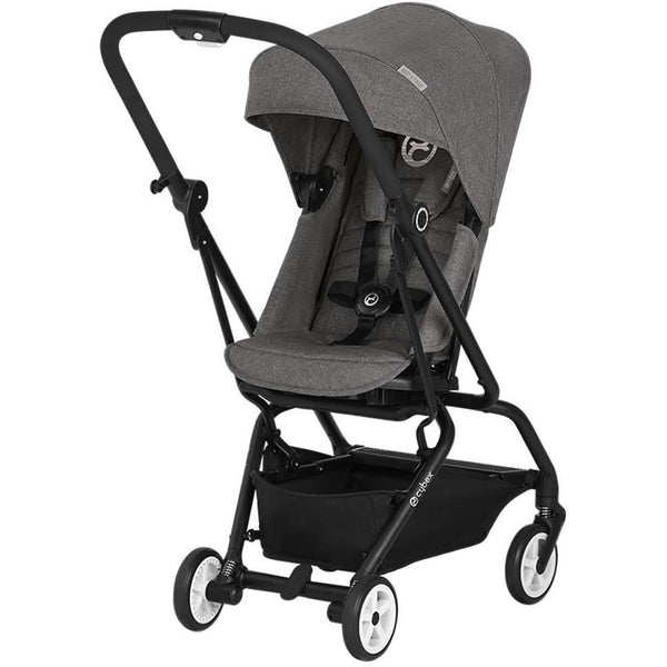 Cybex Eezy S Twist Stroller in Manhattan Grey
