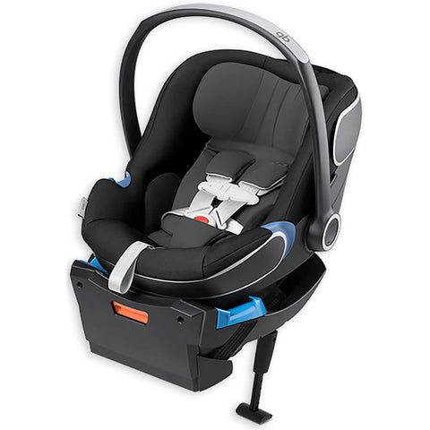 GB Idan Infant Car Seat with Load Leg Base - Monument Black