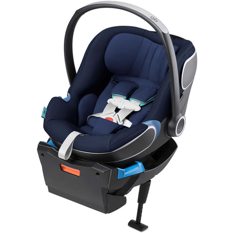 GB Idan Infant Car Seat with Load Leg Base - Port Blue