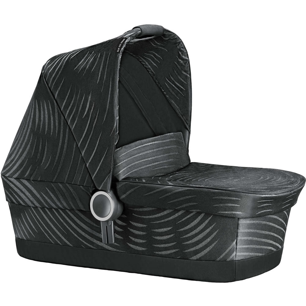 GB Maris Carry Cot Plus, Lux Black