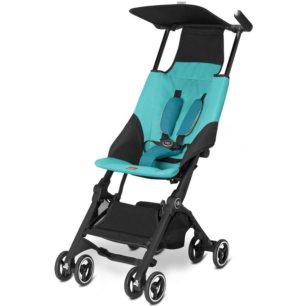 GB Pockit Stroller - Capri Blue