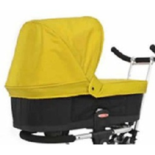 Micralite Toro Carrycot, Yellow