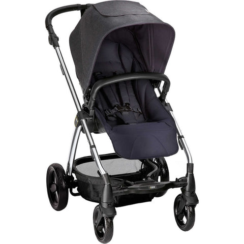 Mamas & Papas 2016 Chrome Sola2 Stroller - Denim