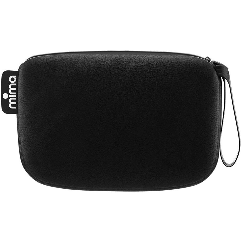 Mima Clutch Bag - Black