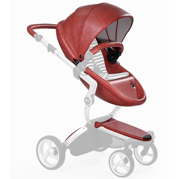 Mima Xari Seat Kit - Sicillian Red