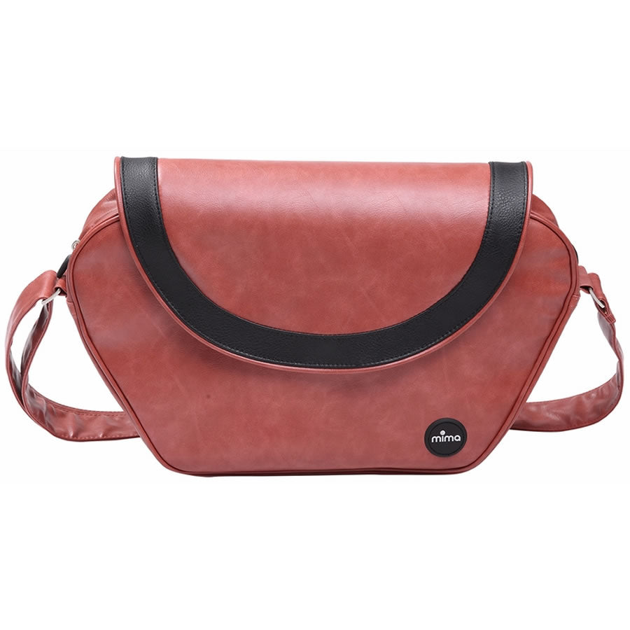 Mima Trendy Changing Bag - Sicilian Red