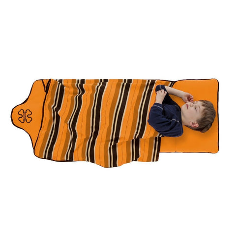 The Shrunks Stepaire Bandit Nap Pad - Orange