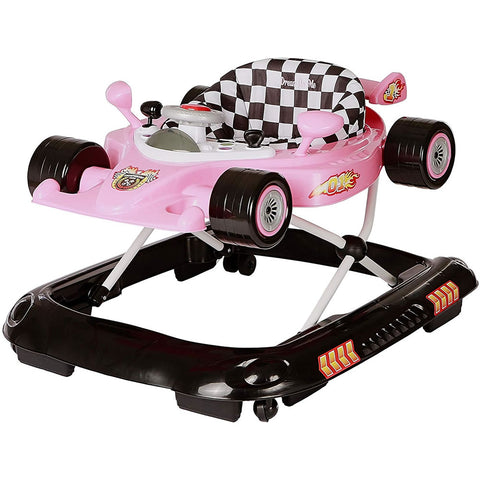 Dream On Me Victory Lane Activity Walker, Pink