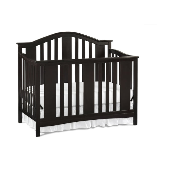 Nursery 101 Reese Convertible Crib, Dark Espresso