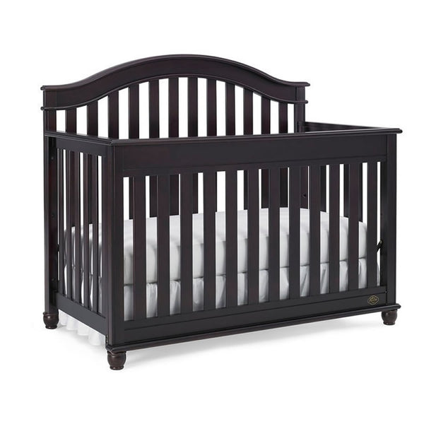 Bonavita Bradlee Collection Lifestyle Crib in Dark Espresso