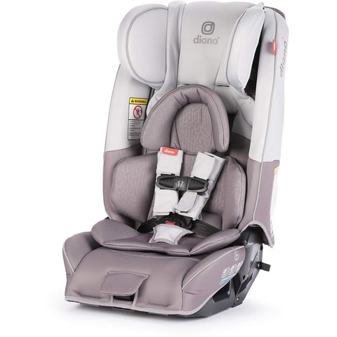 Diono Radian 3RXT All-in-One Convertible Car Seat, Grey Oyster