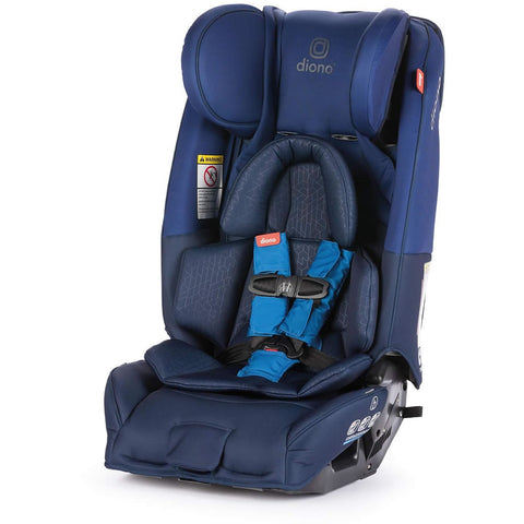 Diono Radian 3RXT All-in-One Convertible Car Seat, Blue