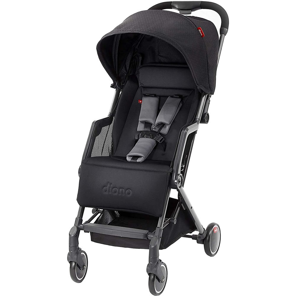 Diono Traverze Essentials Stroller, Black Cube