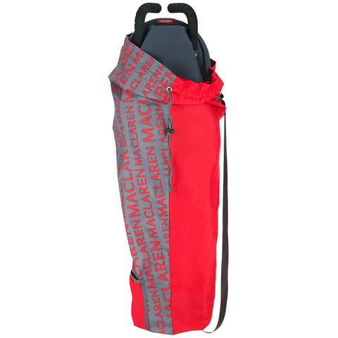 Maclaren Lightweight Storage Bag - Cardinal/Charcoal