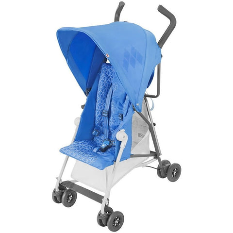 Maclaren 2018 Mark II with Recline Stroller, Marina