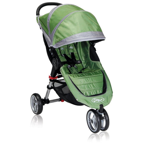 Baby Jogger City Mini Single - Green/Gray